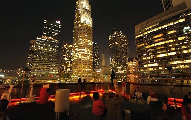 O que fazer a noite em Los Angeles