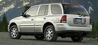 2004 Buick Rainier Owner manual