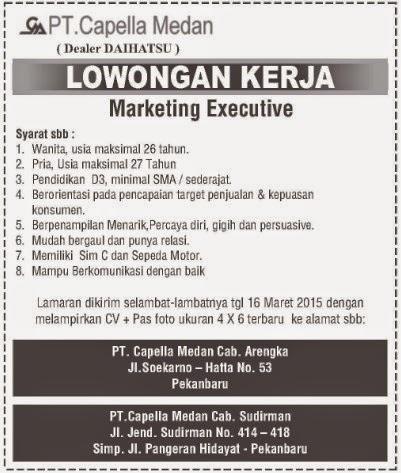 PT.Cepella Medan (Dealer DAIHATSU)