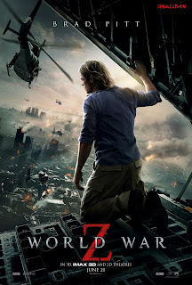 World War Z (2013) Movie Poster