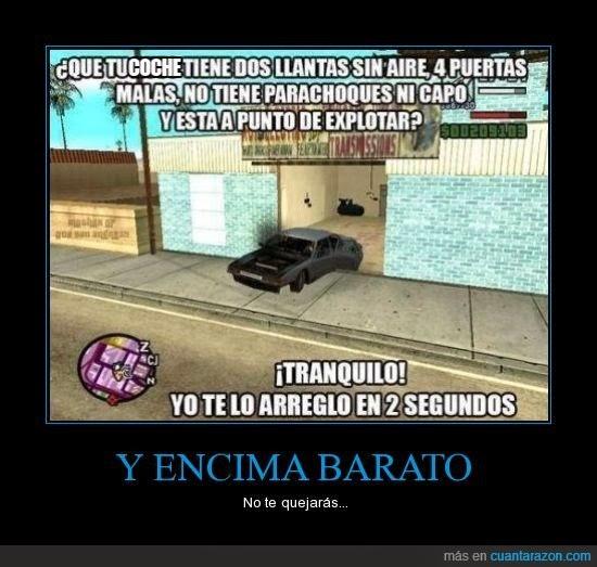 La lógica de los Grand Theft Auto
