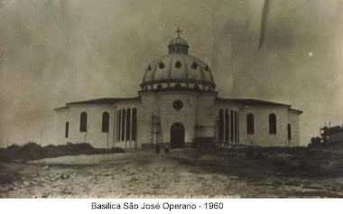 IGREJA DE SAO JOSE OPERARIO EM 1960