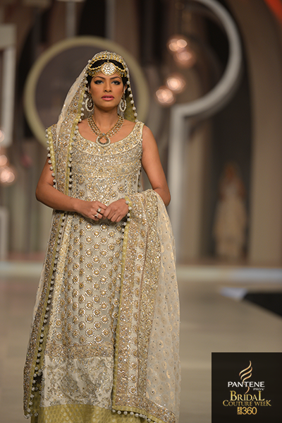 Fee Zainab Chotani, Pantene Bridal Couture Week 2013,Pakistani Model
