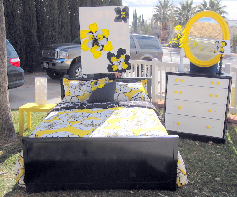 Black White And Yellow Bedroom Ideas 3 Unique Inspiration Ideas