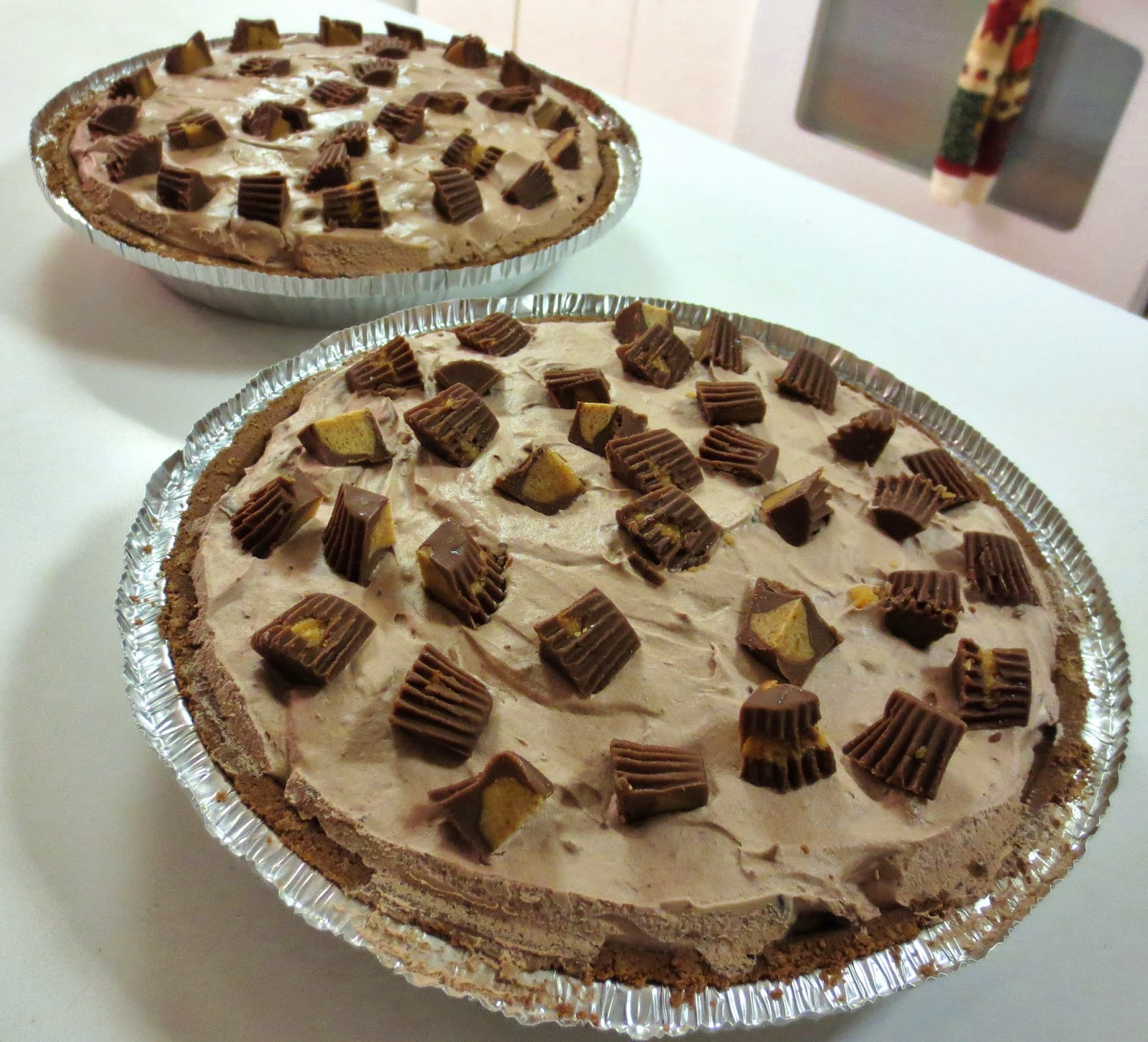 ... , Pies, & Preschool Pizzazz: Friday Pie-Day: Peanut Butter Cup Pie