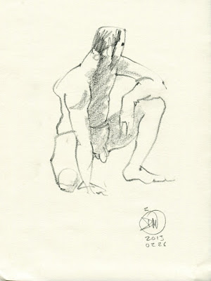 Sketch by David Meldrum, 20130226