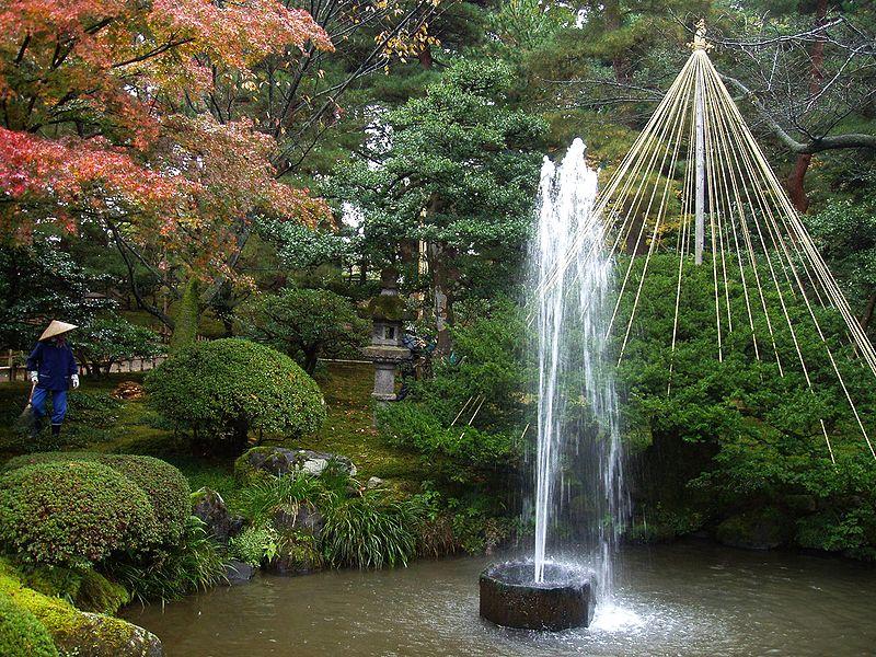 Jardinitis los jardines de kenroku en jap n for Jardin kenrokuen en kanazawa