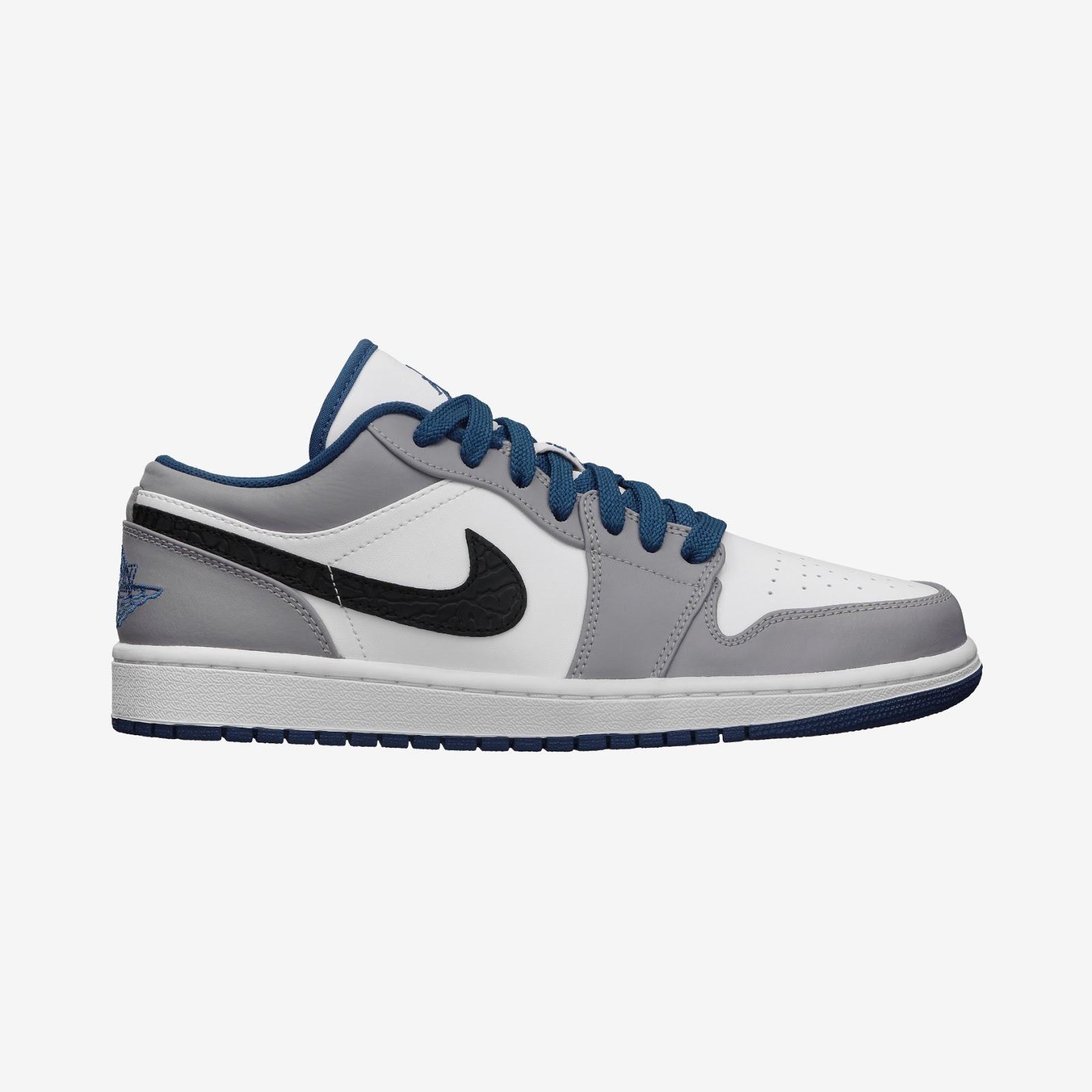 Mens White Shoe