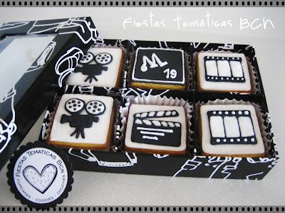 galletas de cine