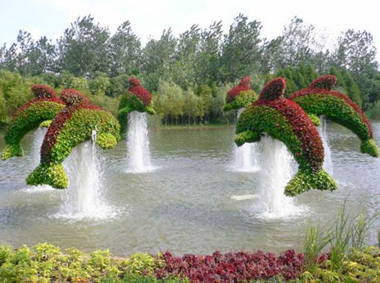 الحديقة النباتية في بكين، السياحة والتعلم