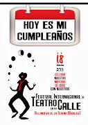 18 Edición Teatro en la Calle