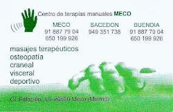 CENTRO TERAPIAS MANUALES MECO