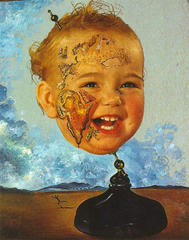 Salvador Dali Paintings At The Art Institute Of Chicago