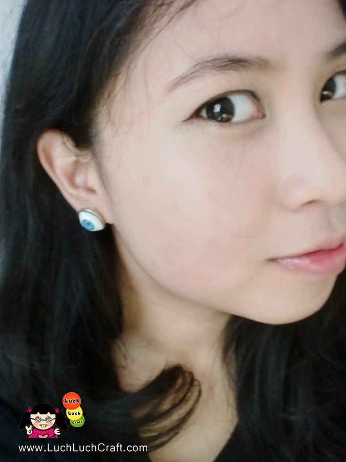 cheap devil earrings