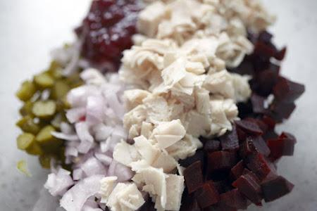heringssalat recipe herring salad