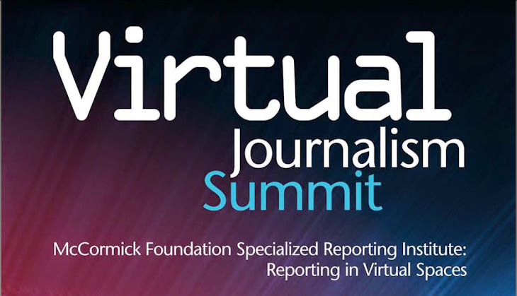 Virtual Journalism Summit - Virtual Reality Journalism and Storytelling Conference