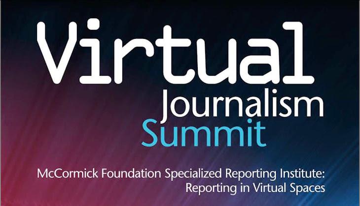 Virtual Journalism Summit - Virtual Reality Journalism and Storytelling Conference