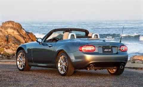Mazda MX-5 Miata's sporty charms have aged well