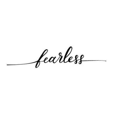 FEARLESS  >> STARTS WITH CUPCAKES