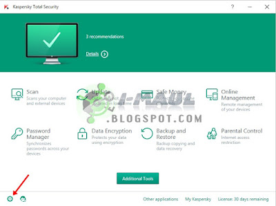 Cara Membuat Kaspersky Full Version