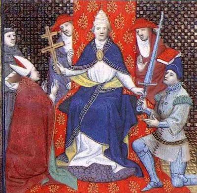 Verdadeira Cruzada: empresa religiosa militar convocada pelo Papa