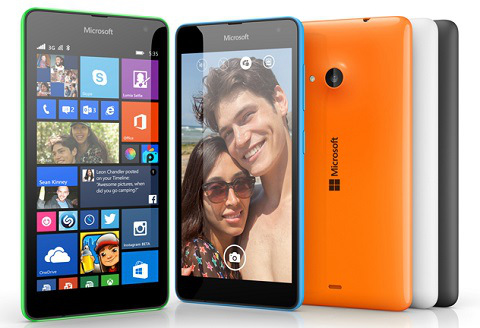 Microsoft Lumia 535 Dual SIM Specs, Price and Availability