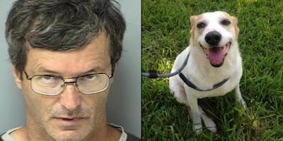Gila Gan...! Lelaki Amerika ini kembali ditahan sebab setubuhi anjing
