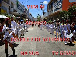 DESFILE SETE DE SETEMBRO EM CRATO