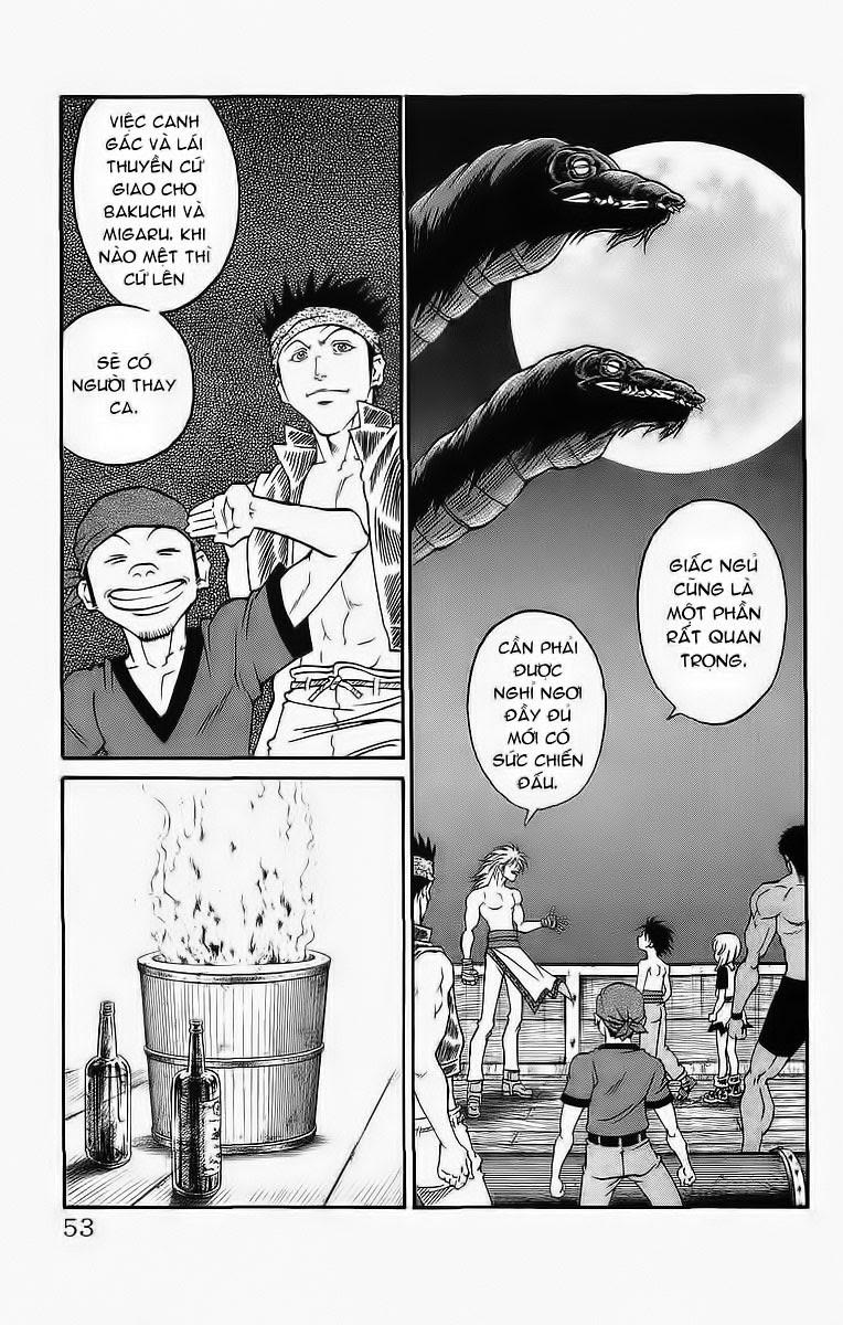 Vua Trên Biển – Coco Full Ahead chap 234 Trang 7 - Mangak.info