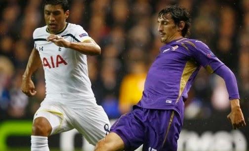 Leg 2 Fiorentina vs Tottenham Liga Europa ,Fiorentina Akan Bermain Terbuka