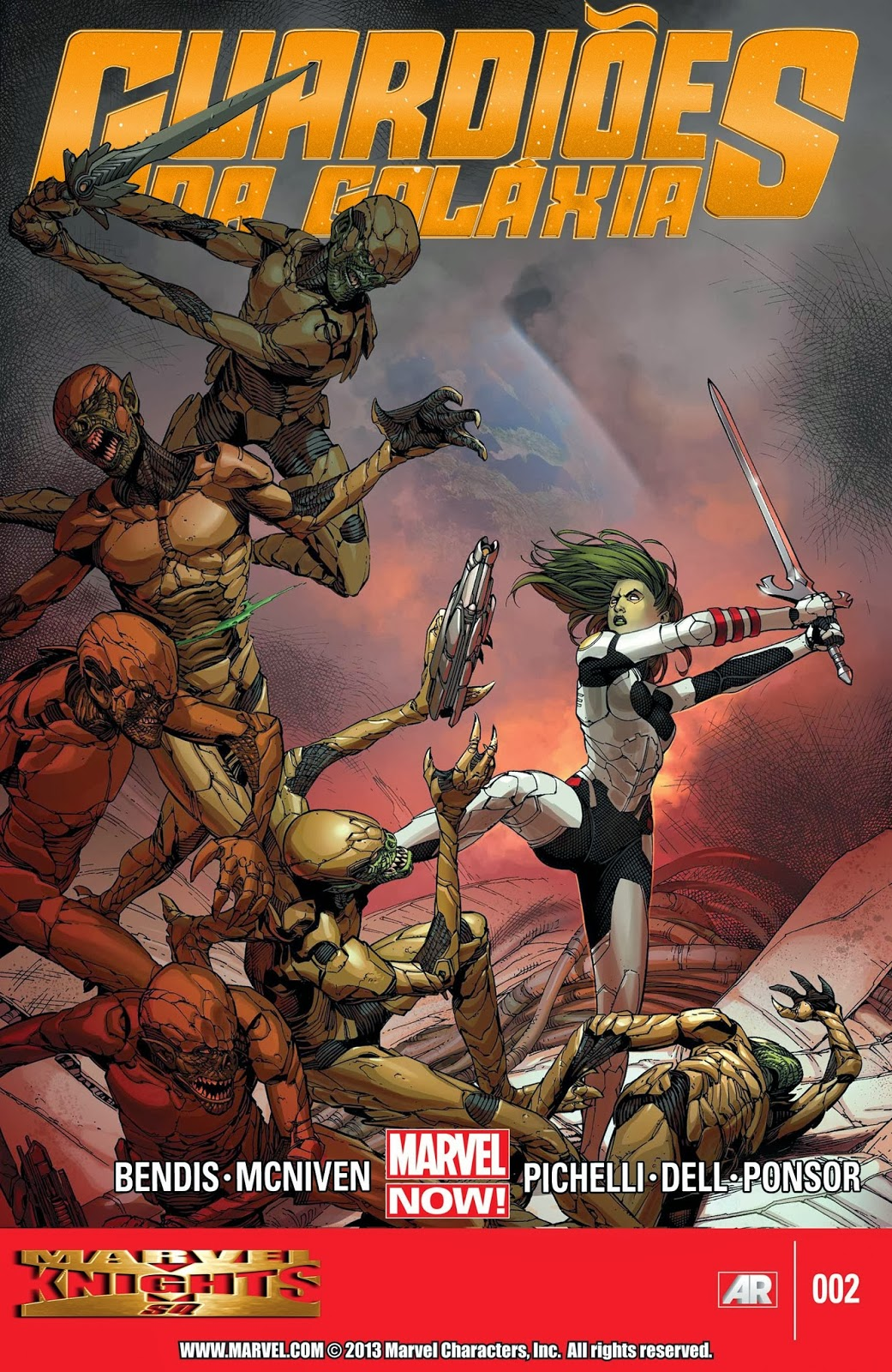 Nova Marvel! Guardiões da Galáxia #2