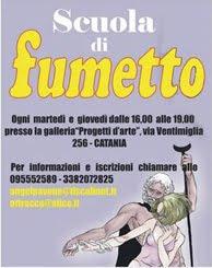 Scuola di Fumetto a Catania