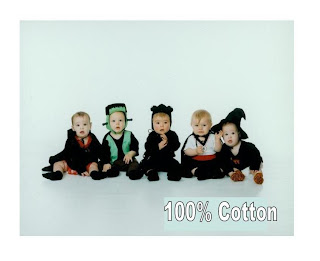 Baby Halloween Costumes - The Most Notable 5 Infant Halloween Costumes