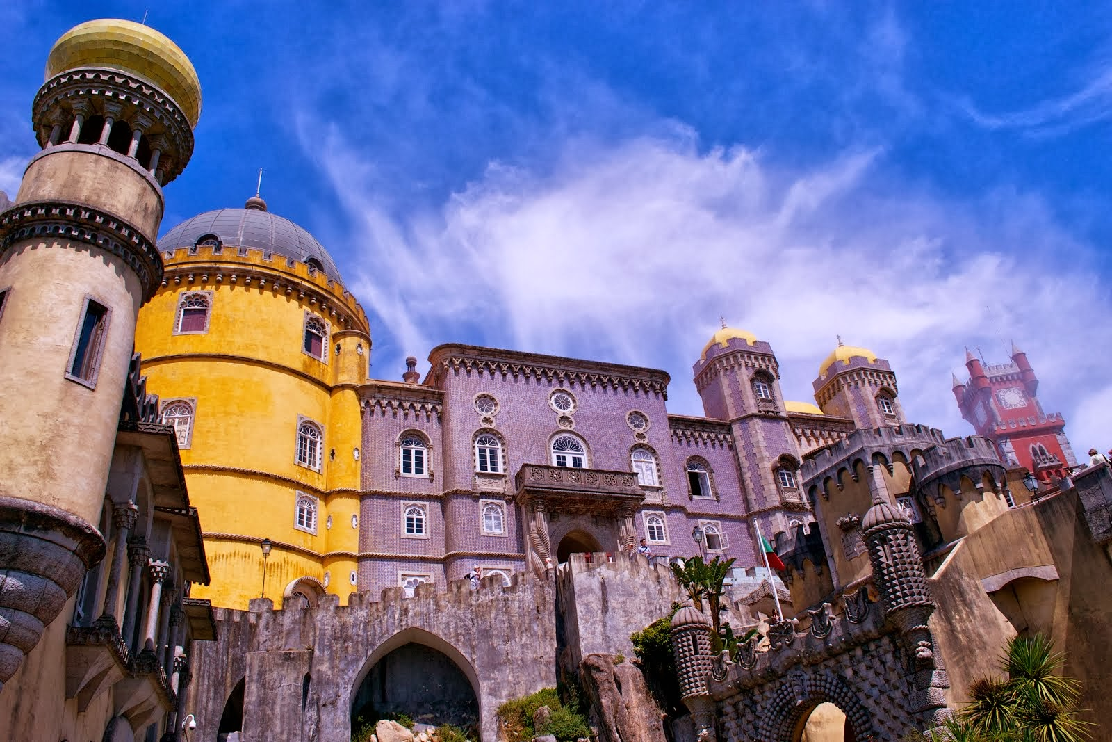 Castillo Da Pena