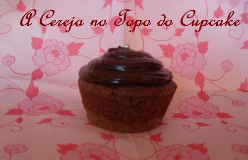 A Cereja no topo do Cupcake