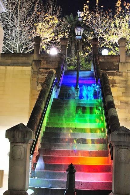 stair lighting in sydney