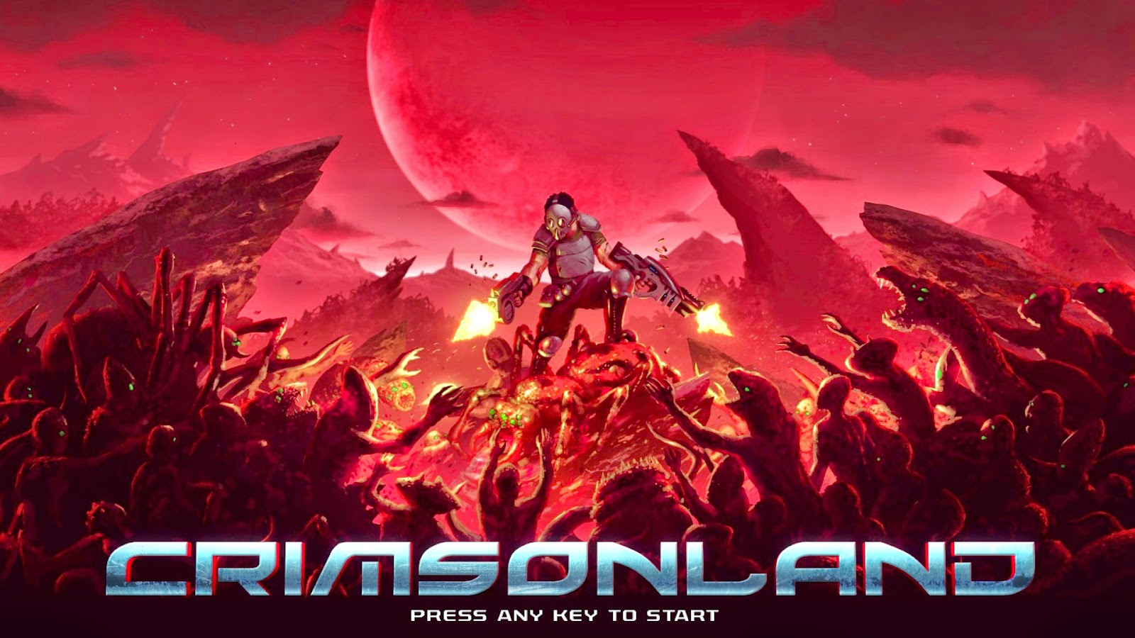 Crimsonland Game PC