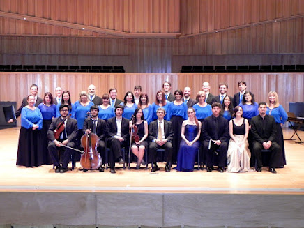 Requiem de Mozart en la Usina del Arte diciembre 2016