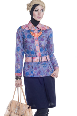 Trend Model Baju Lebaran 2013