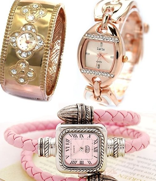 Women Watches Collection – Latest Fashion of Girls Watches 2011 - 2012 d66092b12