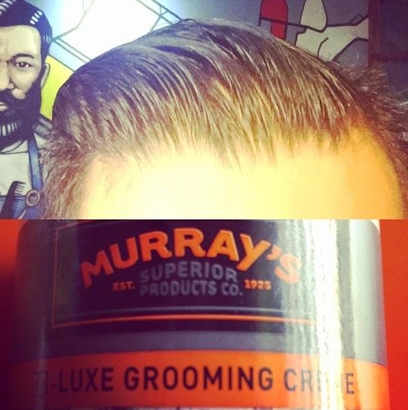 Hasil Pemakaian Murray's D-Luxe Grooming Creme