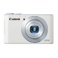 Canon PowerShot S110 rear