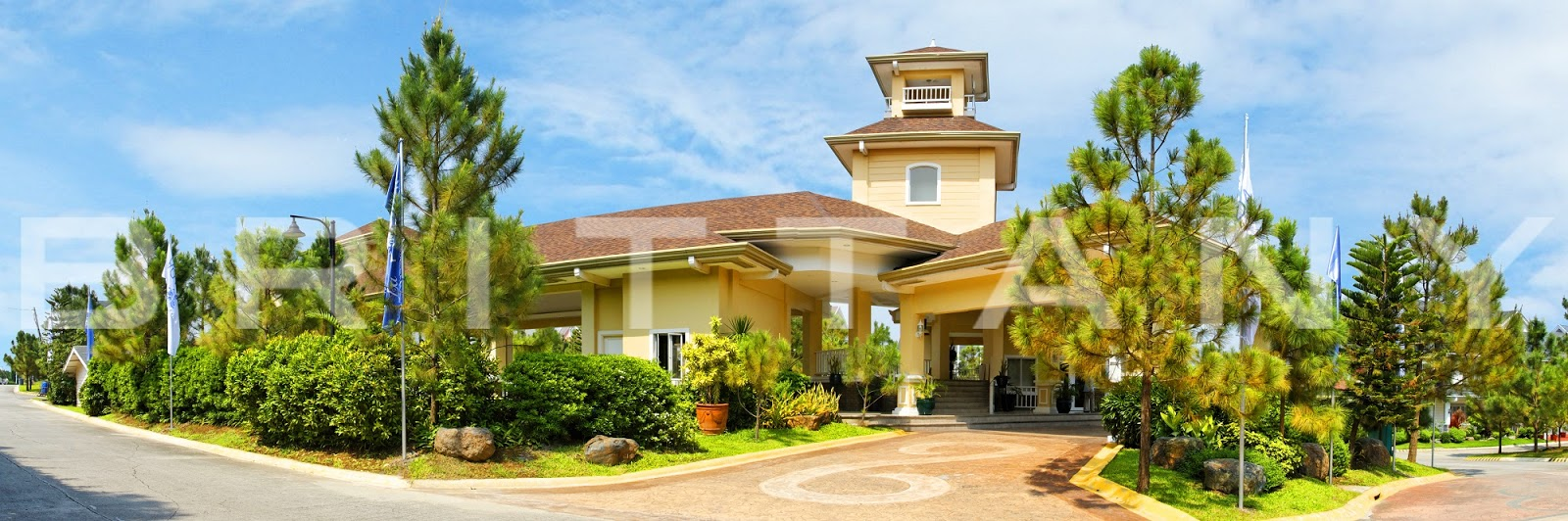 Affordable property listing of the philippines la posada for Affordable lakefront homes