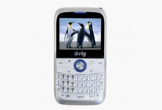 An RLG mobile phone