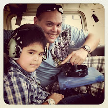 Favourite picture: Mr. Pilot and Mr. Pilot  to be:)