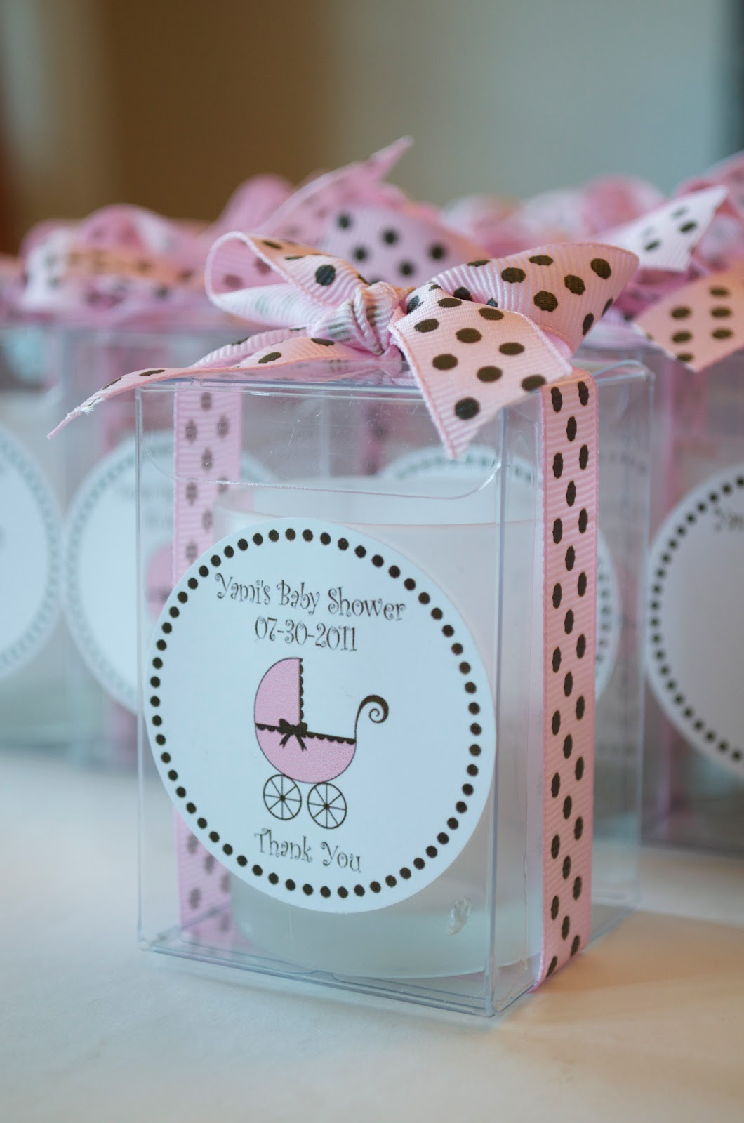my whichcraft cute baby shower favors