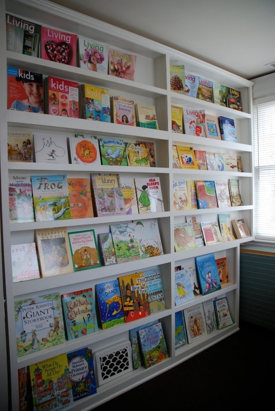 The Modern Sophisticate Personal Library Youth Bookshelf