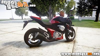 IV - Kawasaki Z800 2014