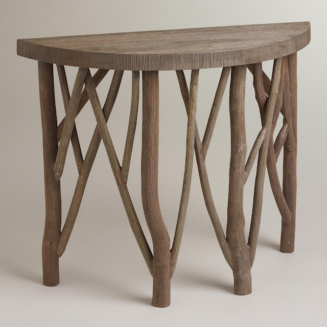 Currey And Company Side Tables: Copy Cat Chic: Burke Decor Currey & Company Hidcote