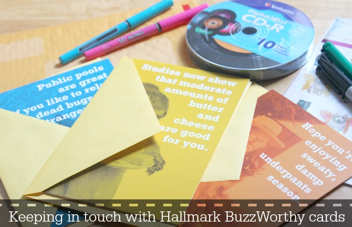 Connections by Hallmark: BuzzWorthy cards at Walmart #TrendyCards #CollectiveBias